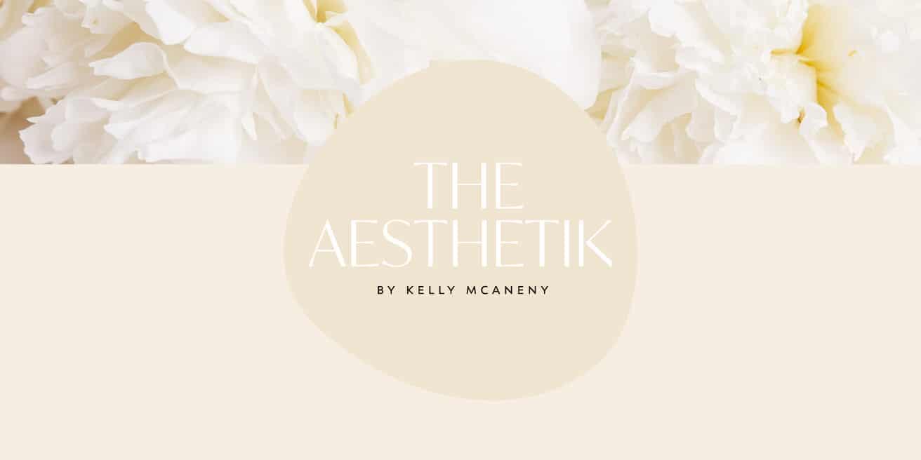 branding website graphics beauty injectables